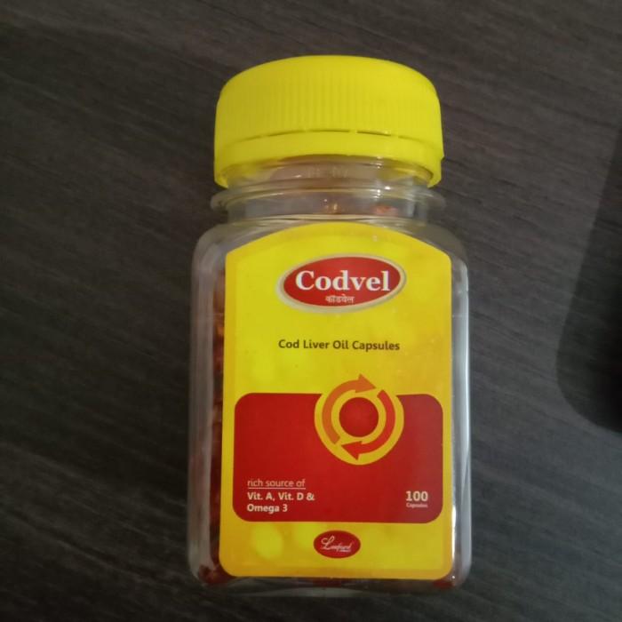 Codvel Soft Gelatin Capsule