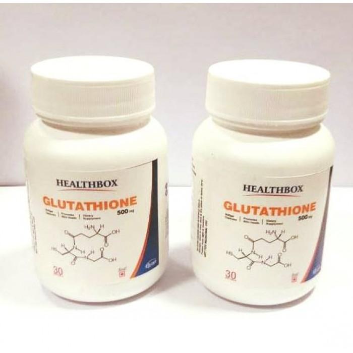 Glutathione 500 Mg