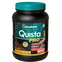 Himalaya Quista Pro Whey Protein  (1 kg, Chocolate)